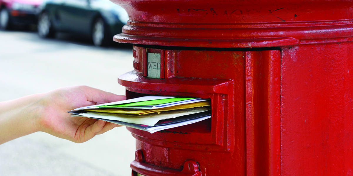 Mail forwarding services give customers a better view of you