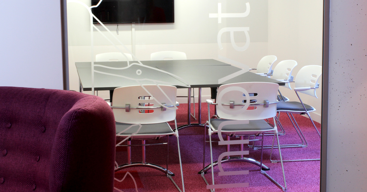 Why are flexible meeting rooms perfect for a new business